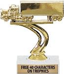 Safe Driving Trophy, Truck