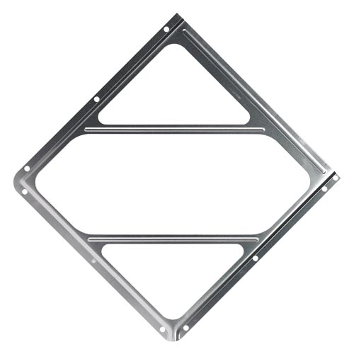 Aluminum Placard Holder w/o Back Plate