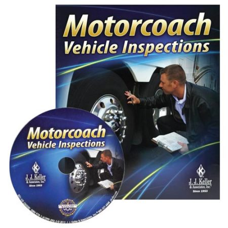 Motorcoach Vehicle Inspections - Training DVD