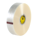 "2"" x 1000 yds. Clear 3M 371 Carton Sealing Tape"