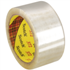 "2"" x 450 yds. Clear 3M 372 Carton Sealing Tape"