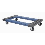 "30"" x 18"" 1000 lb Polypropylene Furniture Dolly"