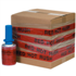 "5"" x 80 Gauge x 500' RED HOT RUSH Goodwrappers Identi-Wrap"