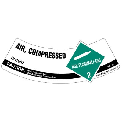 UN1002 Air Compressed