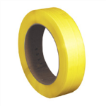 "1/2 in x 7200 ' - 16"" x 6"" Core Hand Grade Polypropylene Strapping - Embossed"