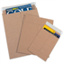 "7"" x 9"" Kraft Self Seal StayFlat Plus Mailers"