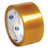 "2"" x 55 yds. Clear 1.7 Mil Natural Rubber Tape"