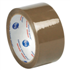 "2"" x 55 yds. Tan 2 Mil Natural Rubber Tape"
