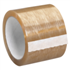 "3"" x 110 yds. Clear 2.3 Mil Natural Rubber Tape"