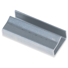 "1/2"" Open / Snap On Metal Poly Strapping Seals"
