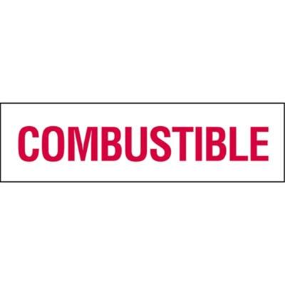 Combustible Marking
