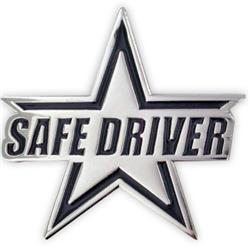 Safe Driver Pin Safe Driving Awards S880