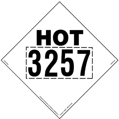 Hot 3257 Marking - Tagboard