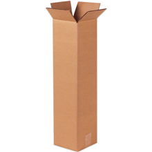 "14"" x 14"" x 30"" Tall Corrugated Boxes"
