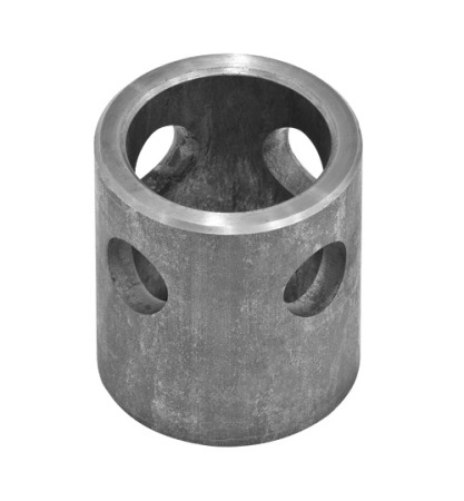 Bulldog Weld On Male Pipe Mount Bracket