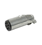 Pollak 7-Pole Pin Type Zinc Connector Trailer End