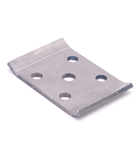 "U-Bolt Plate For 1-1/2"" Square Axles"