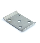 "U-Bolt Plate for 2-1/2"" Axles"