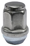 "Excalibur Wheel Accessories 1/2"" Stainless Lug Nut"
