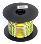 16 Gauge Yellow, Brown, Green, White Bonded Wire