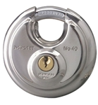 "Masterlock Padlock, 3/8"" Shielded Shackle Keyed Alike"