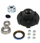 "Dexter 6 on 5.5"" EZ-Lube Hub Kit for 6K Axles"