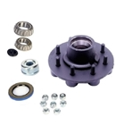 "Dexter 8 on 6.5"" EZ-Lube Hub Kit for 6K, 7K Axles"
