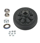 "Dexter 8 on 6.5"" Standard Hub, Drum Kit For 6K, 7K Axles"