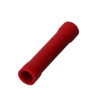 18-20 Gauge Butt Connector, Red