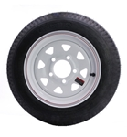 Tire, Wheel Assembly, 545 4.80-12 LR B