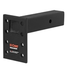 "Curt 2-1/2"" Adjustable Pintle Mount"