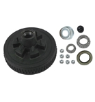 "Dexter 6 on 5.5"" EZ-Lube Hub, Drum Kit for 5.2K Axles"