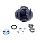 "Dexter 4 on 4"" Standard Hub Kit, 1-1/16"" Spindle for 2K Axle"