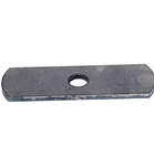 Spare Tire Carrier Plate