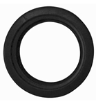 "Optronics Flush Mount Grommet For 4"" Round Lights"