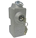 Blaylock Cargo Trailer Door Lock