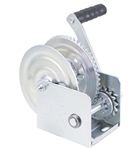 Dutton-Lainson 1.2K Single Speed 1-Way Winch, Integrated Brake