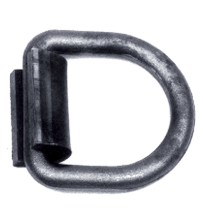 "5/8"" Weld-on D-ring Tie Down Assembly"