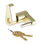 Curt Trigger Lock for Latch Style Couplers