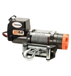 Keeper 6K Electric Medium-Duty Winch & 60' Cable