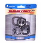Redline Spindle Nuts, Tang Washers, D-Washers