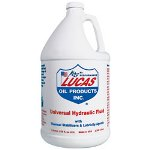 Lucas Oil 1 Gallon Universal Hydraulic & Transmission Fluid, 4Pk