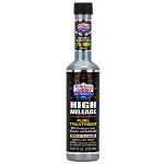 Lucas Oil 5.25oz High Mileage Fuel Treatment, 24 Pack
