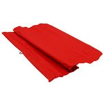 "RoadPro 18"" x 18"" Red Log Haulers Flag w Metal Hanger"