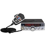 Cobra Smart Hands Free CB Radio with NOAA and Emergency Alert