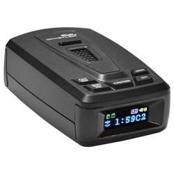 Whistler Elite Series Radar Detector with GPS, Bilingual OLED & Real Voice Alerts