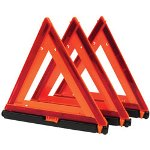 Aeropro Emergency Warning Triangle 3-Pack