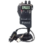 Midland 40 Channel Handheld CB Radio and 12-Volt Antenna Adapter