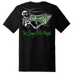 Diesel Life Song of My People Short Sleeve T-Shirt