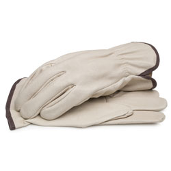BlackCanyon Outfitters Grain Leather Driver Gloves